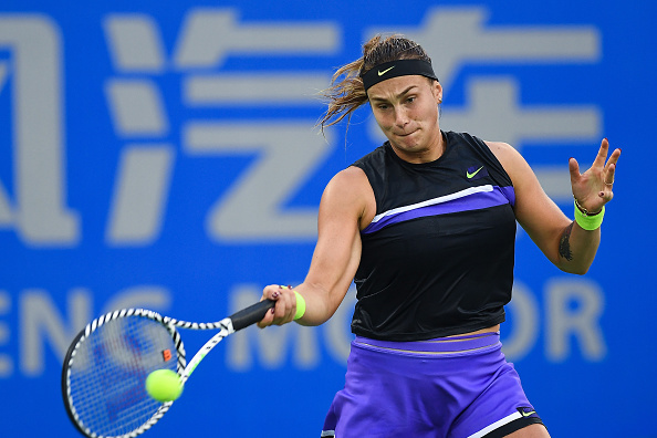 Zhuhai | Sabalenka moves past Muchova into final