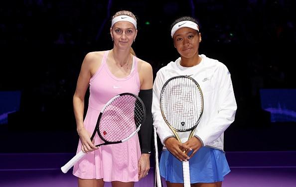 Shenzhen | Osaka kicks off with Kvitova win