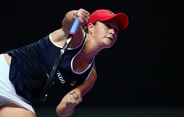 Shenzhen | Barty bounces Bencic and seals year-end World No 1