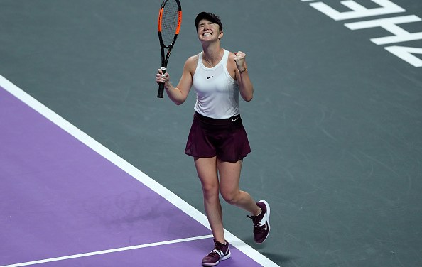 Shenzhen | Svitolina sweeps past Halep into semi-finals
