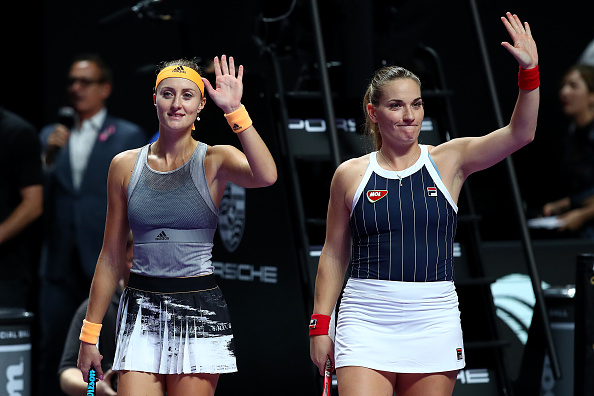 Shenzhen | Doubles draw shapes up as Babos & Mladenovic reach semis