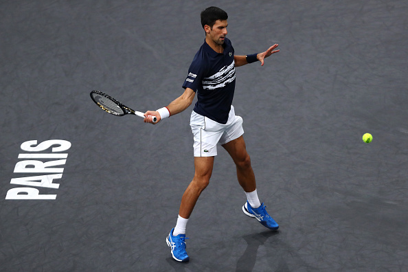 Paris | Djokovic leads the big guns into the last 16