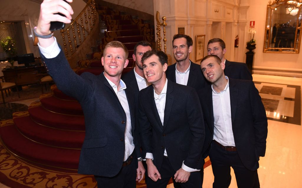 Madrid | Andy and Jamie Murray look back on their Davis Cup journey