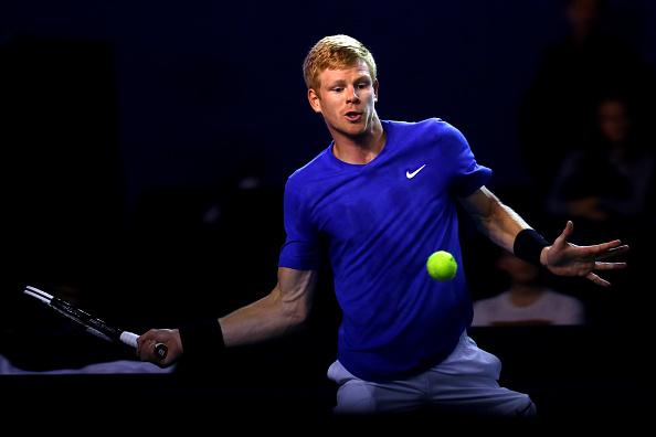 Paris | Edmund tests Djokovic on day two top seeds fall
