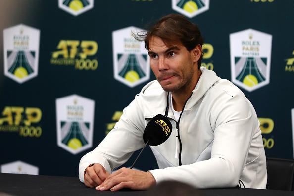 Paris | Nadal withdraws injured