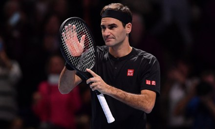London | Federer is on a revenge mission.