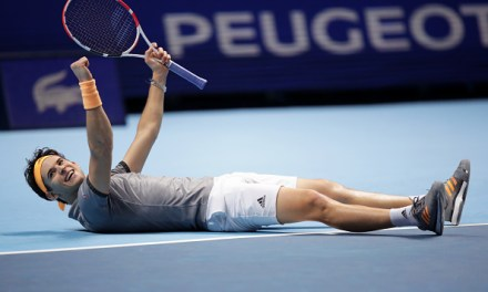 London | Thiem outhits Djokovic