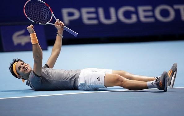 London | Thiem outhits Djokovic