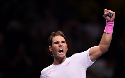 London   Nadal roars back into contention