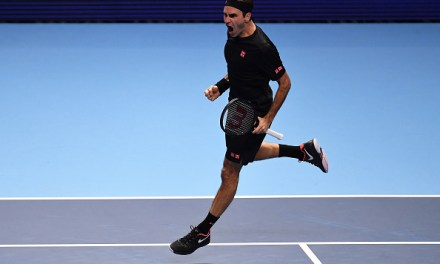 London | Federer ends Djokovic's dreams