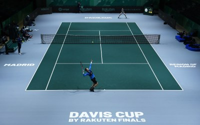 Madrid | Davis Cup Finals about to kick off in Madrid