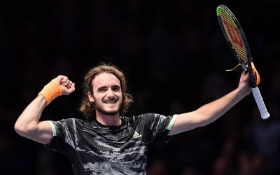 London | Its Tstsipas versus Thiem for O2 title