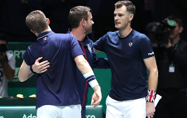 Madrid | Murray & Skupski do it again