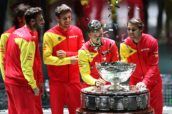 Madrid | Nadal leads Spain to sixth Cup win