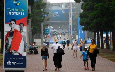 Australia Bushfires | Tennis raises funds for Red Cross