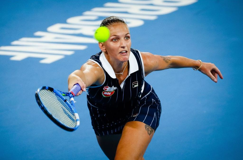 Brisbane | It's a Pliskova v Keys final