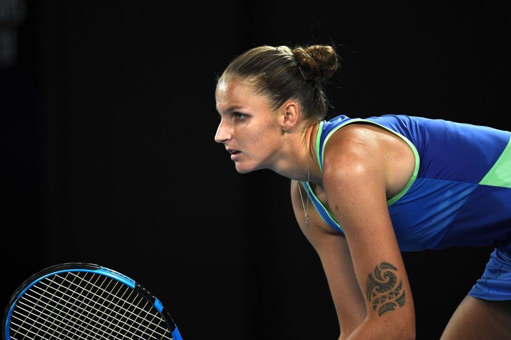 Melbourne | Pliskova and Muguruza move on