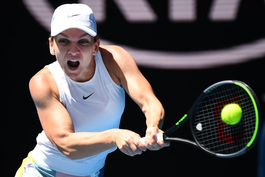 Melbourne | Halep storms into semis with Kontaveit KO