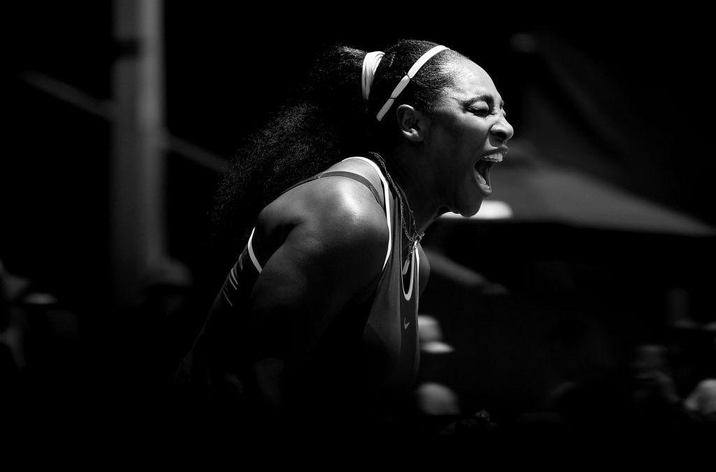 Auckland   Serena soars into semis