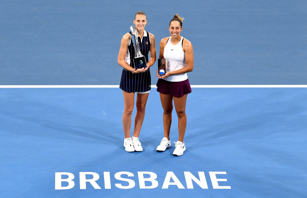 Brisbane | Pliskova clinches record title