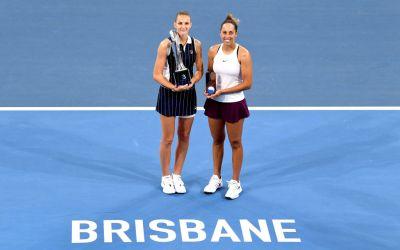 Brisbane | Pliskova clinches record title