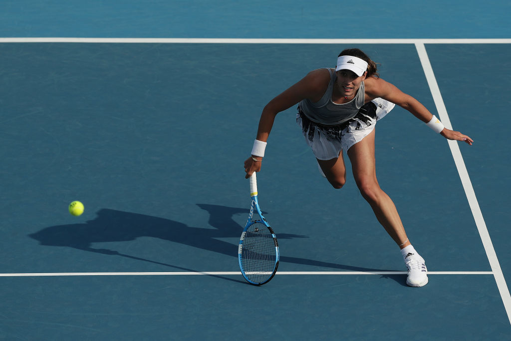 Hobart | Mertens and Muguruza into R2
