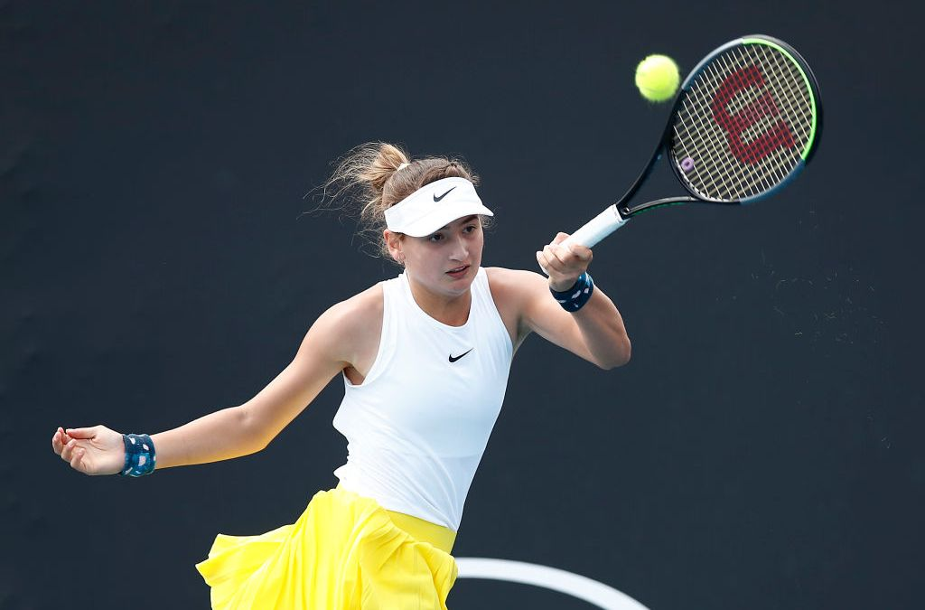 Melbourne | Montgomery to meet Jimenez Kasintseva in junior girls QF