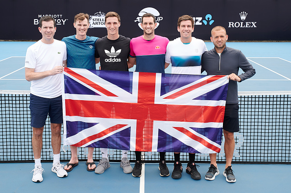 ATP Cup   Henman gets his wish