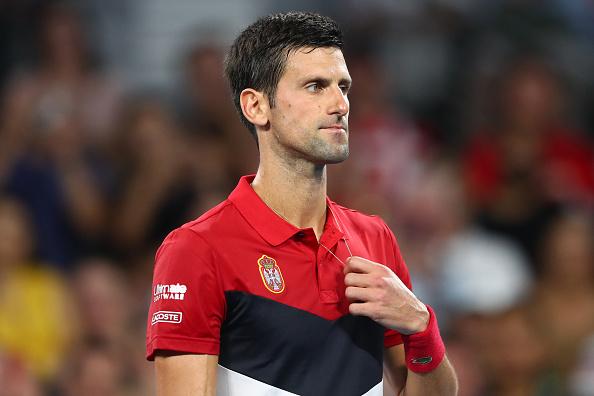 Brisbane | Djokovic raises concerns ; Kyrgios leads fundraising