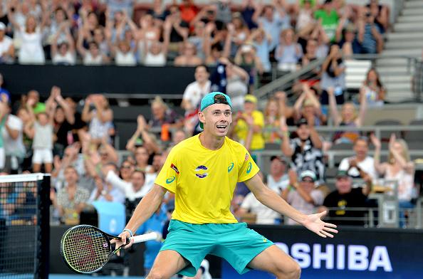 ATP Cup   De Minaur secures second Aussie win
