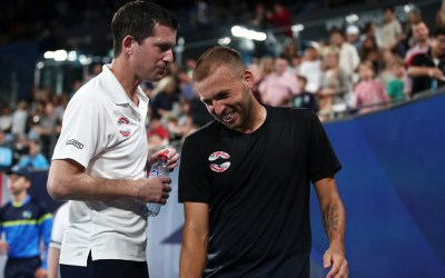 ATP Cup | Evans sets up GB win over Belgium