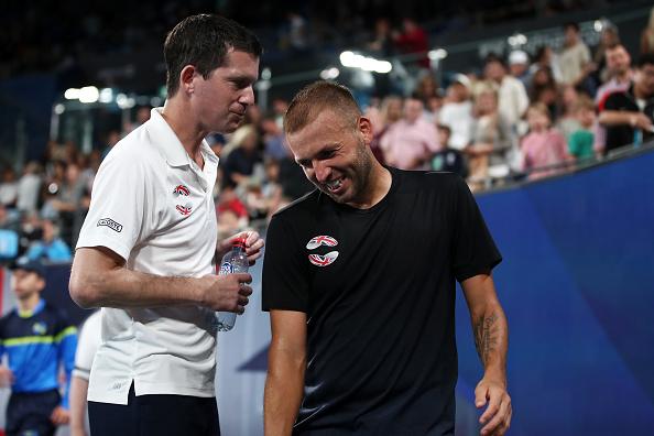 ATP Cup   Evans sets up GB win over Belgium
