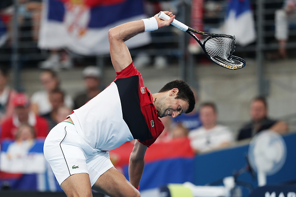ATP Cup | Djokovic recovers to lead Serbia into final