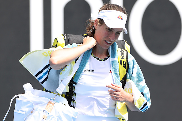 Melbourne | Konta and Edmund fall at first hurdle