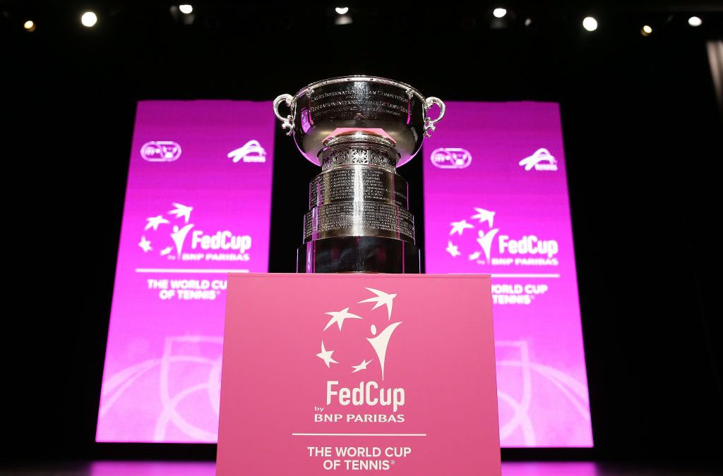London | Great Britain to face Mexico in Fed Cup play-off