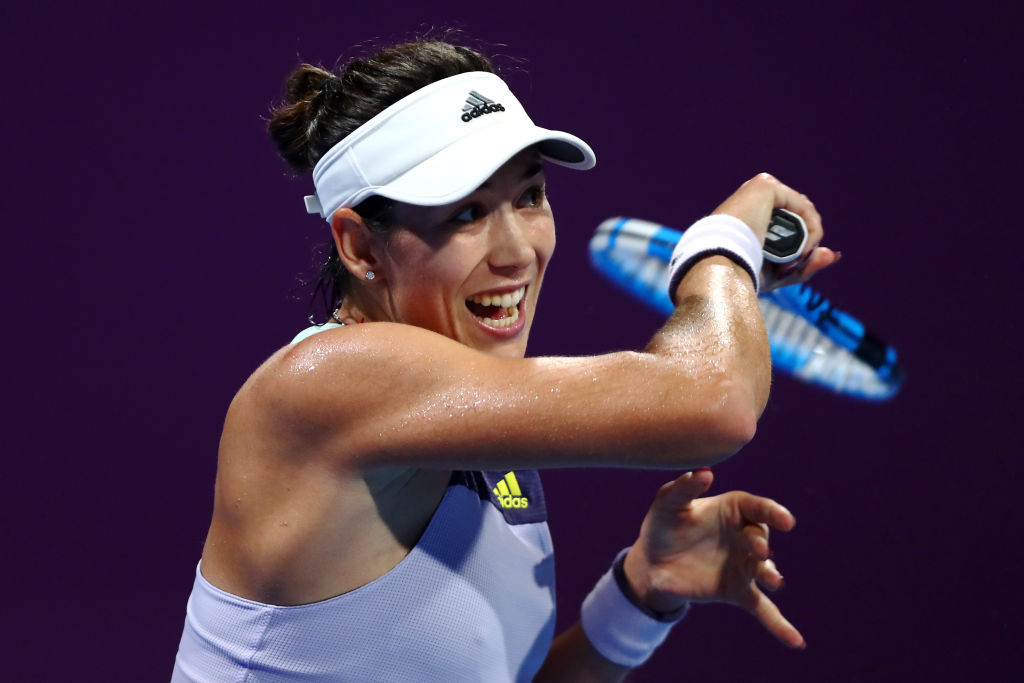 Doha | Muguruza wins thriller in big Doha field
