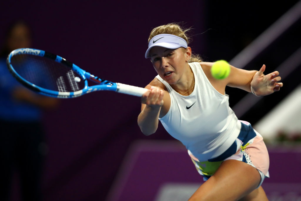 Doha | Anisimova stuns Svitolina