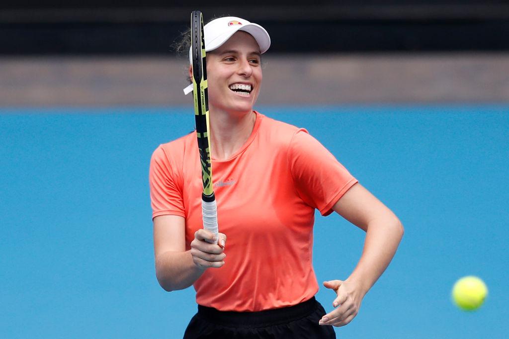 Monterrey | Konta passes Clijsters test as Watson stumbles