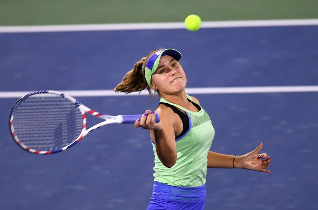 Lyon | Kenin captures second title of the year