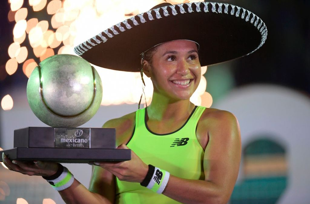 Acapulco   Watson ends title drought in Mexico