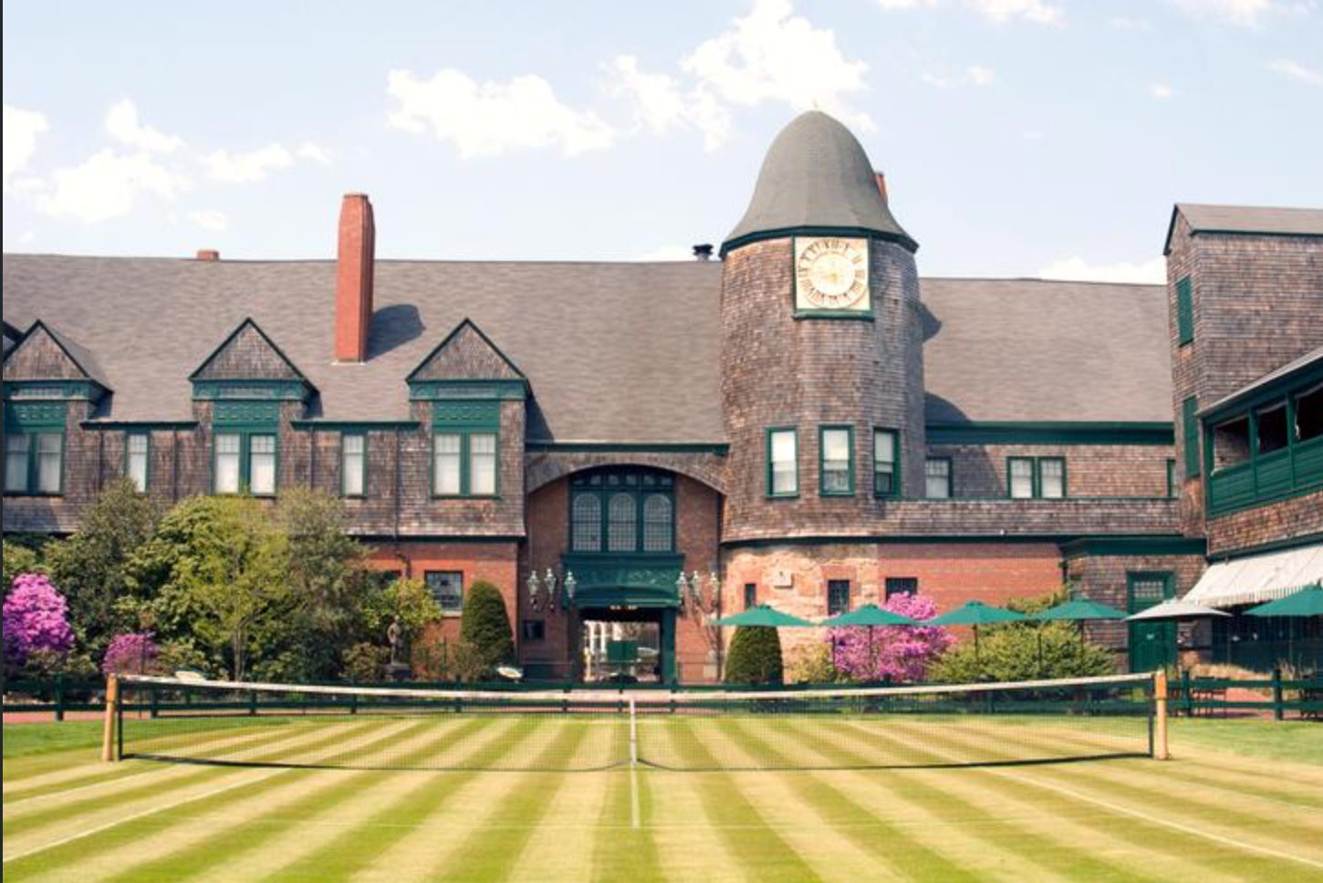 Newport, RI | Get a tennis fix online at the ITHOF