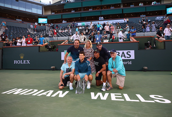 Indian Wells | Measures to combat Coronavirus announced.