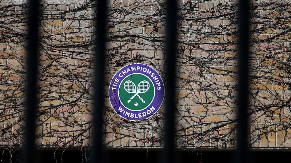 London | Wimbledon helps in crisis