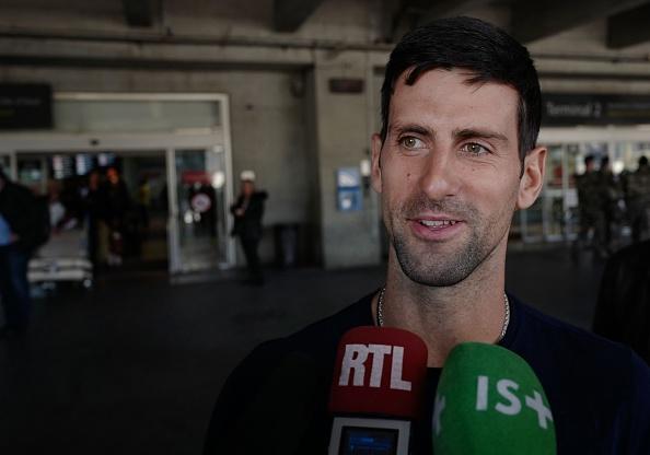 London   Djokovic could realise his target