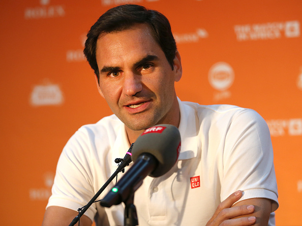London | Federer calls for ATP and WTA merger
