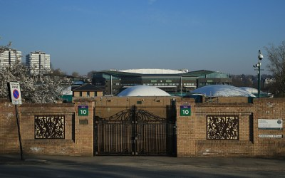 London | Wimbledon is cancelled for this year