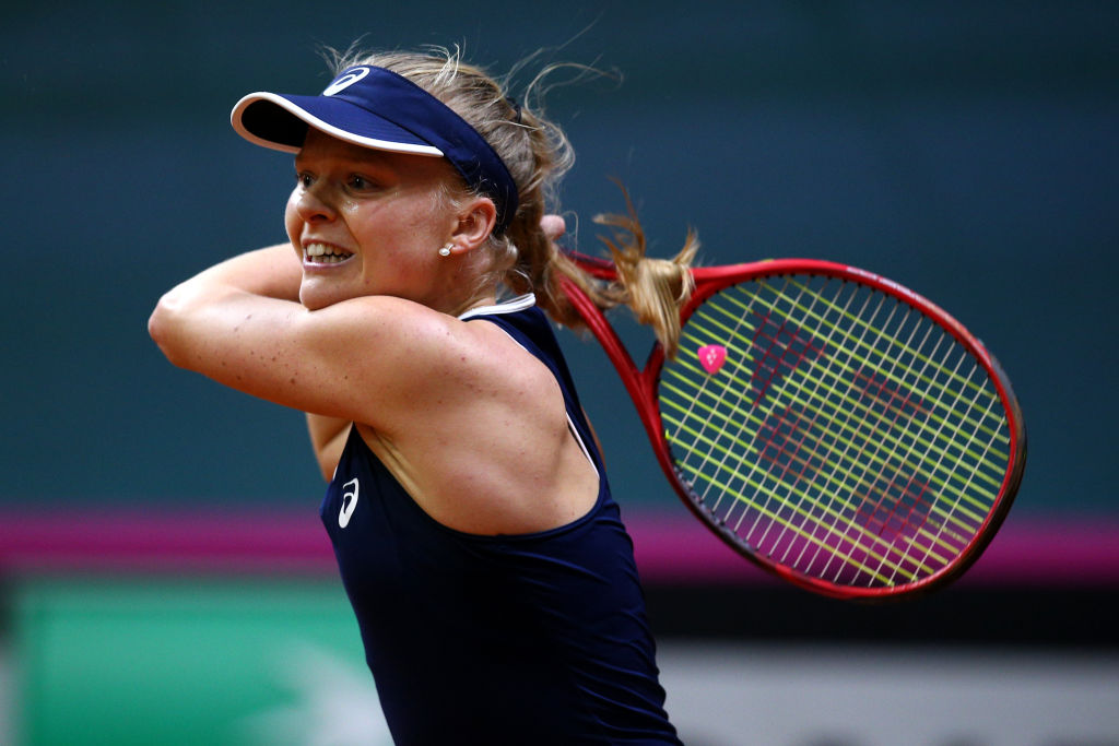 Research shows tennis has a positive impact on mental health