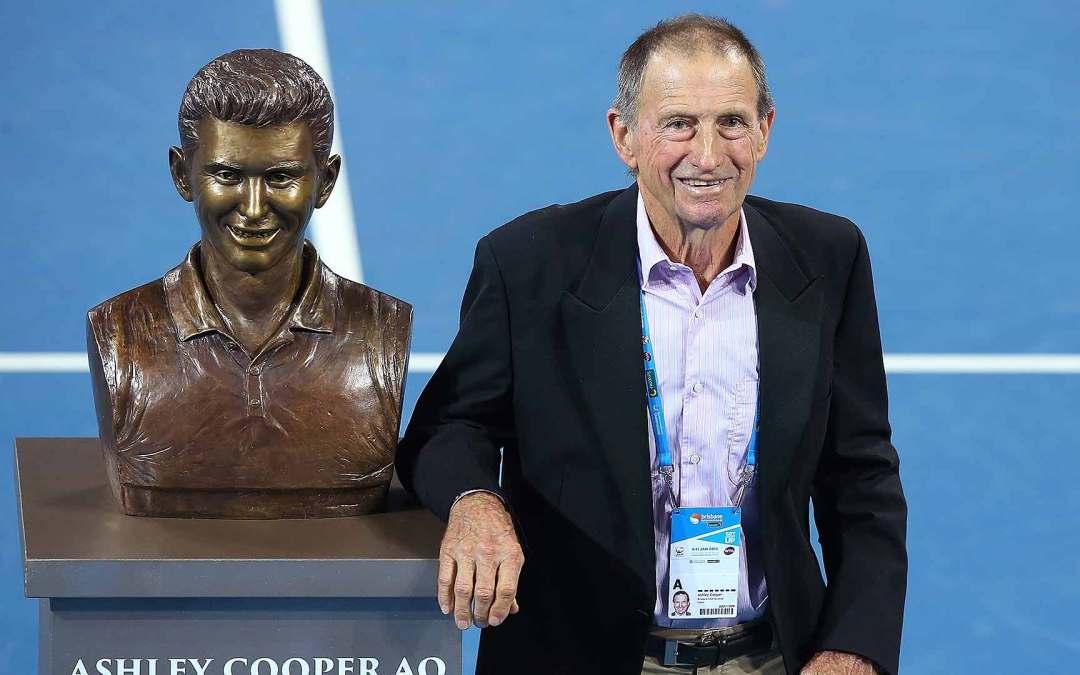 Four-time Grand Slam winner Ashley Cooper dies at 83