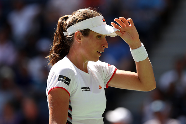 Konta insists on equality