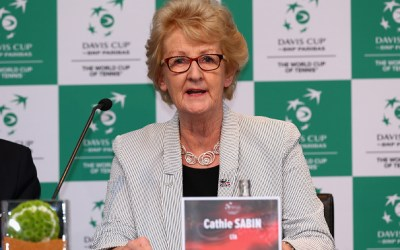 Tributes flood in for 'inspirational' Cathie Sabin OBE